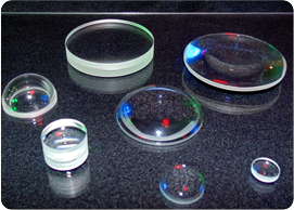 Lenses from Optical Components Manufacturer