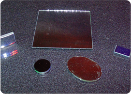 Mirrors from Optical Components Manufacturer