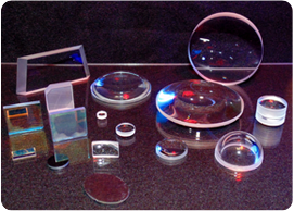 Laser Coatings from Optical Components Manufacturer