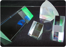 Prisms from Optical Components Manufacturer